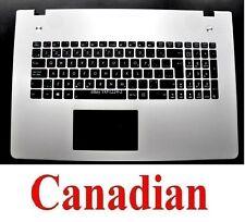 ASUS N76V N76VB N76VJ N76VM N76VZ Keyboard topcase - CA 0KNB0-6126CB00 NSK-UP32M