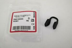 Authentic Oakley SMALL BLACK Nose Pad fits PORTAL X TRAILING POINT Replacement
