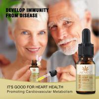 Hemp Oil Premium Strong Strength 10ML 3000mg Organic Herbal Pain Relief