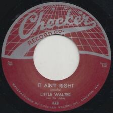 ** LITTLE WALTER IT AINT RIGHT  CHESS RECORDS CHICAGO BLUES BOPPIN MASTERCLASS!!