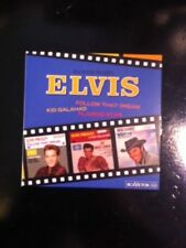 *NEW* CD OST Elvis Presley Follow that Dream / Kid Galahad / Flaming Star