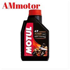 Motul 7100 15w50 Olio Motore Lubrificante 100 % Sintetico 1 Litro Honda MOTO