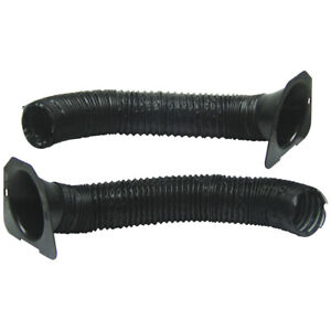 New 1960 65 Falcon Defroster Hose-Duct Kit Comet Ranchero Cyclone Futura Ford