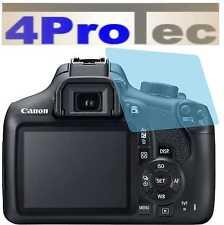 4x durci Film de protection d'ECRAN CC pour Canon EOS 1300D Protecteur d'écran