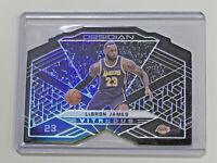 2019-20 Panini Obsidian Vitreous LeBron James 30/99 SSP Case Hit #1 Lakers