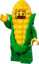 NEW LEGO MINIFIGURE​​S SERIES 17 71018 - Corn Cob Guy