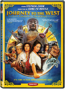 Journey to the West [New DVD]