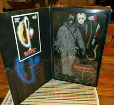 """SIDESHOW FRIDAY THE 13TH PART VII NEW BLOOD JASON VOORHEES 12"""" 1/6 ACTION FIGURE"""
