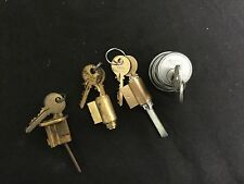 Yale Ori KIK/KIL, Rim, Mortise Cyls, Set of 4, w/ 2 Keys Each