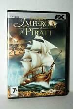 PORT ROYALE 2 IMPERO E PIRATI GIOCO USATO PC DVD VERSIONE ITALIANA RS2 40951