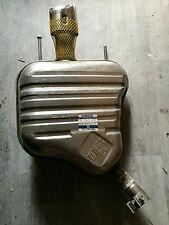Genuine VAUXHALL VECTRA C mk2 GTS 1.6 1.8 2002- Exhaust Rear Silencer 13101997