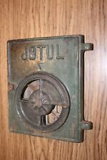 Jotul 602 Stove Fill Door With Damper - Functionally Great - Cosmetically Needy