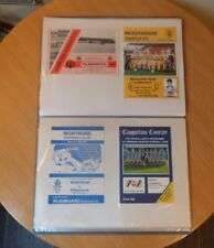 More details for programme collection(38)-every scottish club v kilmarnock(away)-1962/70s/80s/90s