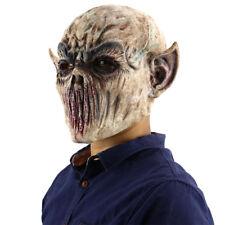 Halloween Scary Mask Zombie Latex Festival Celebrations Costume Tricks