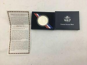Commemorative Silver Coin 2003 First Flight Centennial Silver Proof Dollar Set