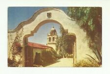 MISSION CARMEL, NEAR CARMEL, CALIFORNIA POSTCARD