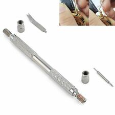 Metal Watch Band Strap Spring Bar Link Pin Remover Removal Repair Tool  4 Pins