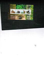CANADA  2013  WILDLIFE  souvenir sheet  cat #2602  $9.00 S 2013