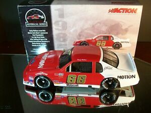 Rusty Wallace #66 Motion Auto Show 1985 ASA Ford Thunderbird 1:24 Action 4,356