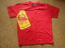 Tintin - Crab with the Golden Claws - Herge / Moulinsart - age size 12