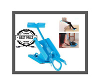 Sock Slider Aid Blue Helper Kit Helps Put Socks On Off No Bending Shoe Horn 1pc