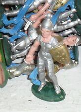 Pastori in plastica cm 7,  1 pastore uomo soldato romano presepe shepherds