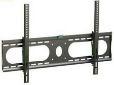 LOCKABLE FLAT TILT LCD LED PLASMA TV WALL MOUNT 40 42 46 47 50 55 60 63 BRACKET