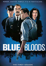 Blue Bloods: Season 1- Played Once