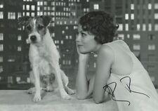 "BERENICE BEJA ""The Artist"" autographe signed 20x30 cm image s/w"