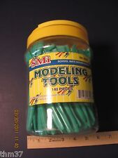 Modeling Tools 140 pieces #6649 SMI