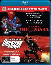 Enter the Ninja / Revenge of the Ninja [Blu-ray]