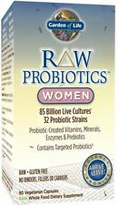 Raw Probiotics for Women, Garden of Life, 90 capsule