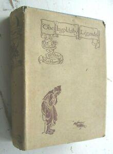 THE INGOLDSBY LEGENDS Myth & Marvels ARTHUR RACKHAM 1909 edn in DUSTWRAPPER