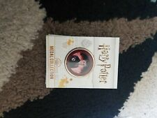 Wizarding World Official Harry Potter Collector  Medal Coin in Presentation Card