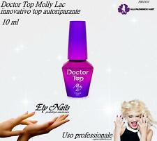 Doctor Top Molly Lac innovativo Top Coat autoriparante 10 ml - Allepaznokcie
