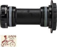 SHIMANO DURA-ACE R9100 ENGLISH 68MM HOLLOWTECH II BLACK BICYCLE BOTTOM BRACKET