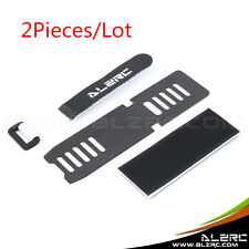 ALZRC Devil 380 FAST RC Helicopter Parts Carbon Battery Mount 1.2mm Fit Goblin