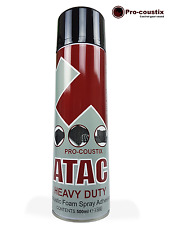 Pro-coustix ATAC Spray Adhesive ideal for studio acoustic foam