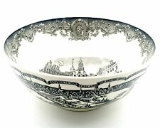 "Vintage Authentic Wedgwood Bowl - ""The Boston Bowl"" - Gorgeous!"
