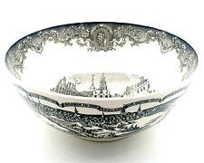 "Vintage Authentic Wedgwood Bowl - ""The Boston Bowl"" - GORGEOUS!!!"