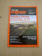 British Rail the Rail Engineer Magazine November 2014 issue 121