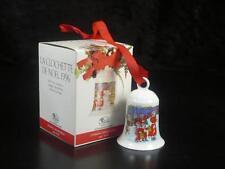 1996 - In der Burg Hutschenreuther Weihnachtsartikel Weihnachtsglocken mit OVP