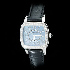 Jean Richard Milady  High Jewelry Ladies' Auto. Watch. Flawless Diamonds Case