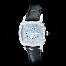 Jean Richard Milady  High Jewelry Ladies' Auto. Watch. Flawless Diamonds Case