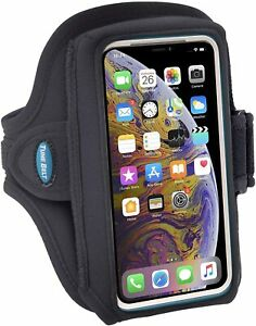 Tune Belt AB89 Cell Phone Armband Holder for iPhone 11 Pro, SE 2020, X/XS,...