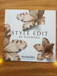 """""""Style Edit"""" By Pandora Booklet 13176- FREE post"""