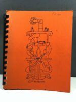 VTG. Spiral-boundFRIZ FRELENG cookbook Riverside Temple Beth El Heritage USA