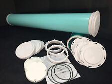 Safe Cache 3 set kits (less PVC pipe) survival gun rifle ammunition ammo SHTF