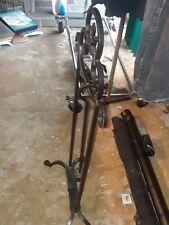 Vintage fireplace tools Iron