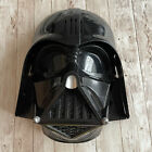 PREOWNED STAR WARS DARTH VADER HALLOWEEN MASK VOICE CHANGING MASK UNTESTED BLACK